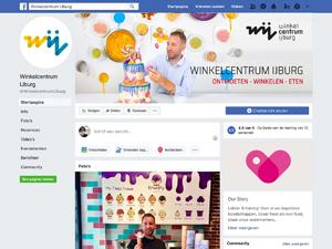 Heeft u onze facebookpagina al gezien?