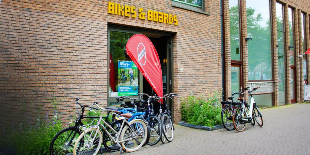 Bikes & Boards